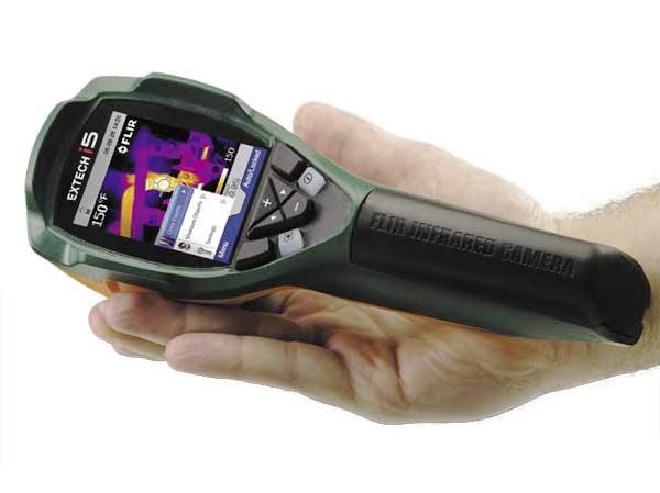 FLIR i5 Thermal Imaging Camera: IRC-FRI5